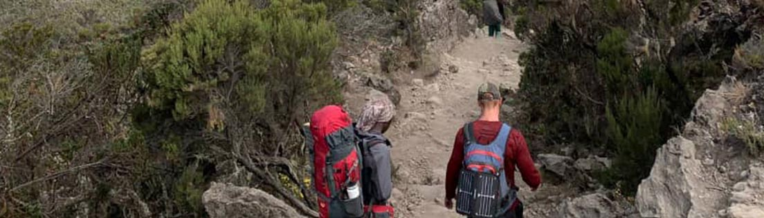 kilimanjaro descending