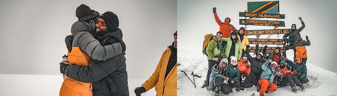 summit machame route